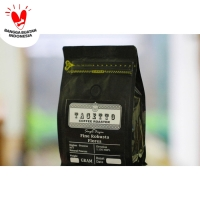 KOPI ROBUSTA FLORES 250GR BIJI ATAU BUBUK | NATURAL PROCESS COFFEE - BIJI KOPI