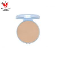 Wardah Refill Lightening Powder Foundation Extra Cover 01 Light Beige
