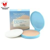 Wardah Refill Lightening BB Cake Powder 01 Light 11 g