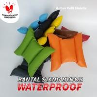 Bantal Motor Bantal Stang Motor Pelindung Anak - Kulit Waterproof