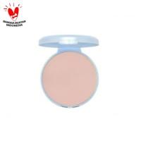 Wardah Refill Lightening Powder Foundation Extra Cover 03 Sheer Pink 1
