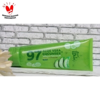 Everwhite - 97% Aloe Vera + Cucumber Soothing & Moisturizing Gel 250ml