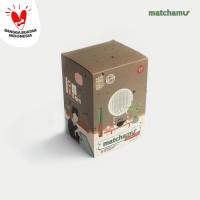 Matchamu Hojicha Latte 20pcs