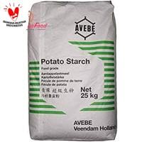 Tepung Pati Kentang (Potato Starch) 1 kg (Share)