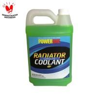Air Radiator Mobil 5 Liter Powerplus / Radiator Coolant Power Plus