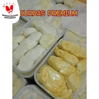 Durian kupas premium