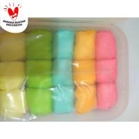 Pancake Durian Isi 15 Rainbow Duren Asli