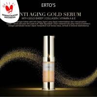ERTOS Gold Serum Anti Aging Vitamin A & E