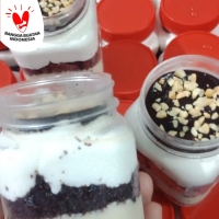 durian coklat/durcok/cake