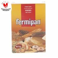 Fermipan Instan Yeast 4 x 11 gram