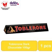 Toblerone Dark Chocolate 100gr