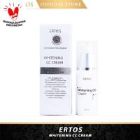 Ertos CC Cream / Erto's CC Cream / BPOM / Original 100%