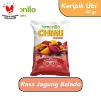 Lemonilo Chimi Keripik Ubi Rasa Jagung Balado