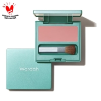 WARDAH EXCLUSIVE BLUSH ON 01 ROSY PINK
