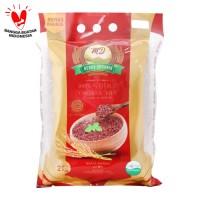MD - Organic Red Rice Pecah Kulit 2kg - Beras Merah - Organik