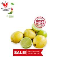 Jeruk Lemon 1 kg / Buah Segar / Jeruk Lemon LOKAL