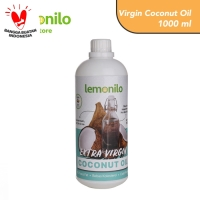 Lemonilo 100% Organic Extra Virgin Coconut Oil (VCO) 1L