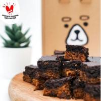 Mookie Mini Chewies Brookie (Vegan and Gluten Free) (24 Pcs)