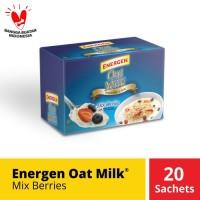 Energen Oatmilk Mix Berry Box 20 Sachet @24 Gr