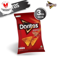 Doritos Barbeque 160 Gr - 3 Pcs