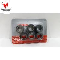 Roller Xeon 44D-WE763-00 Yamaha Genuine Parts & Accessories