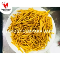 Kripik Stik TALAS 1 KG | Keripik Talas Singkong Ubi 1000g 1000 g 1KG