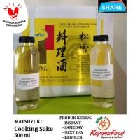 Matsuyuki Ryorishu/Cooking Sake 500 ml (Share)