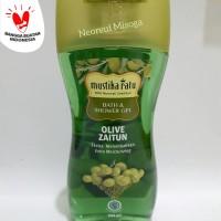 MUSTIKA RATU OLIVE ZAITUN BATH & SHOWER GEL 245 ML