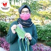 Masker Kain Bahan Katun | Cotton Bisa dicuci Berkali-kali