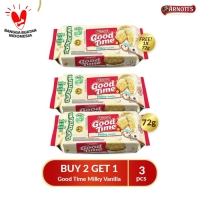 BUY 2 GET 1 Good Time Milky Vanilla