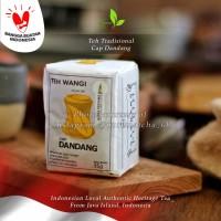 Teh Indonesia - Dandang PUTIH 35gr Tubruk Indonesian Jasmine Tea 1 pcs