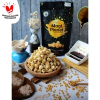 Popcorn Magi Planet - [NEW FLAVOUR] Pink Salted Caramel
