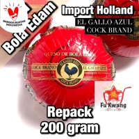 Keju Bola Edam Ayam Emas Holland repack 200 gram