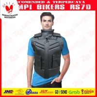 Rompi Motor RS70 | Tutup Dada | Boby Protector Bikers Fungsional