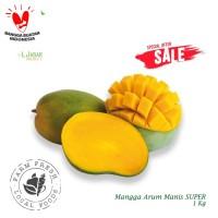 Mangga Harum Manis SUPER 1Kg / Mangga Arum Manis / Buah Mangga / Mango