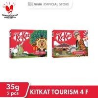 KITKAT Tourism 4F 35g 2 pcs