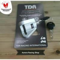 Kunci Gembok Pengaman Cakram | Disc Lock - TDR