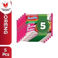 5 Pcs - Indomie Goreng Pedas