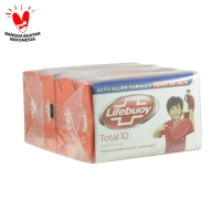 LIFEBUOY SOAP TOTAL 10 4X110GR