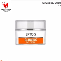 ERTOS Glowing Series Day Cream Original BPOM