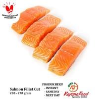Salmon Fillet Cut 250 gram