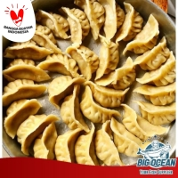 Dimsum siomay Wotie|kuotie ayam Seafoodking Halal