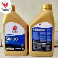 Oli Mobil Idemitsu SN 5W-30 Semi Synthetic Kemasan 1 Liter