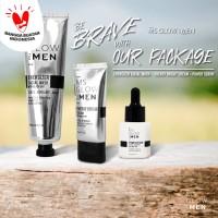 MS GLOW FOR MEN / SKINCARE PRIA MSGLOW