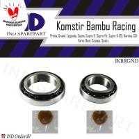 Komstir Bambu Racing CS1/Vario/Beat/Supra-X-125-Fit/Scoopy/Spacy/Grand