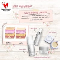 Ms Glow Paket Whitening Luminous