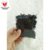 Dried Cut Wakame | Rumput Laut Kering SHARE SIZE 25gram