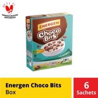 Energen Choco Bits Box isi 6 Sachets