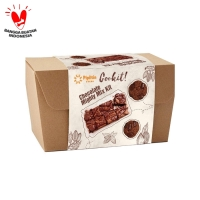 Cookit Chocolate Mighty Mix Kit