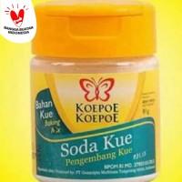 KOEPOE KOEPOE SODA KUE, BAKING SODA